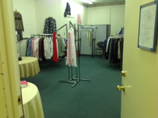 Our New and Improved Clothes Boutique